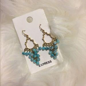 NWT EXPRESS dangling earrings